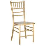 Gold Chiavari Chair Rentals