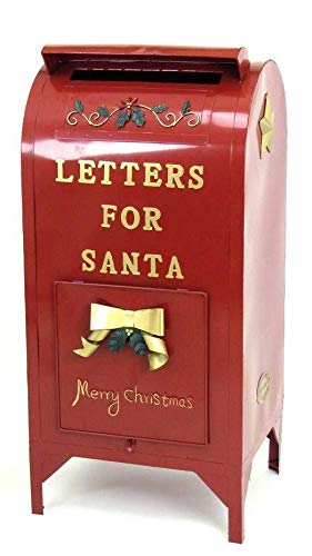 Santa Christmas Mailbox